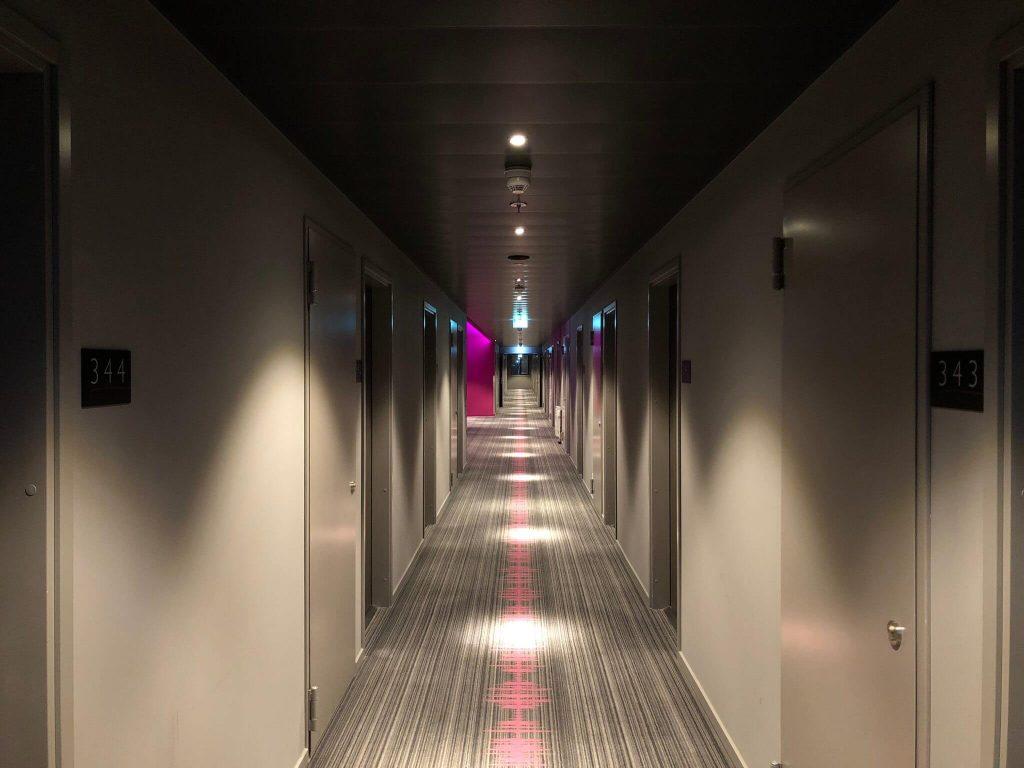 Отель, Прага