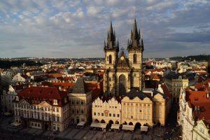 Прага заняла 2 место в рейтинге городов для жизни и бизнеса