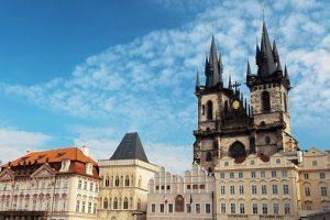 Купить отель в Чехии