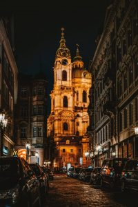 Investment in commercial property in Prague