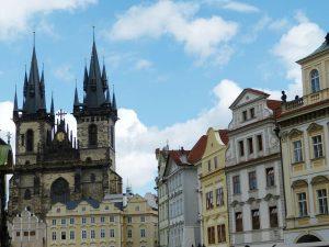 Buy development project in Prague