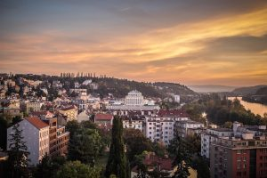 Buy object in Prague