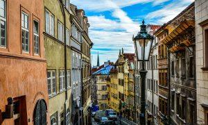 Hotel, Prague 2 disctrict