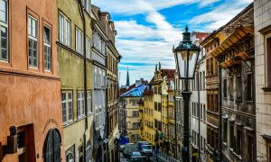 Hotel for sale in Prague