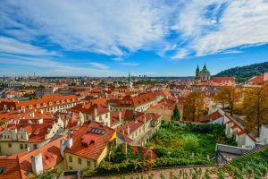 Престижные районы Праги для владения недвижимостью