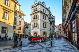 Investment project in Prague