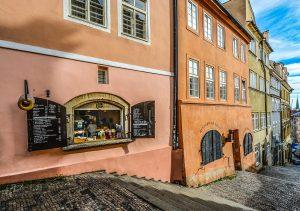 Как купить кафе в Праге?