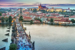 Prague is a worthwhile city to invest