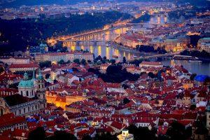 Rental property in Prague