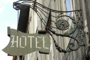 Hotel, Praha 2 – new town