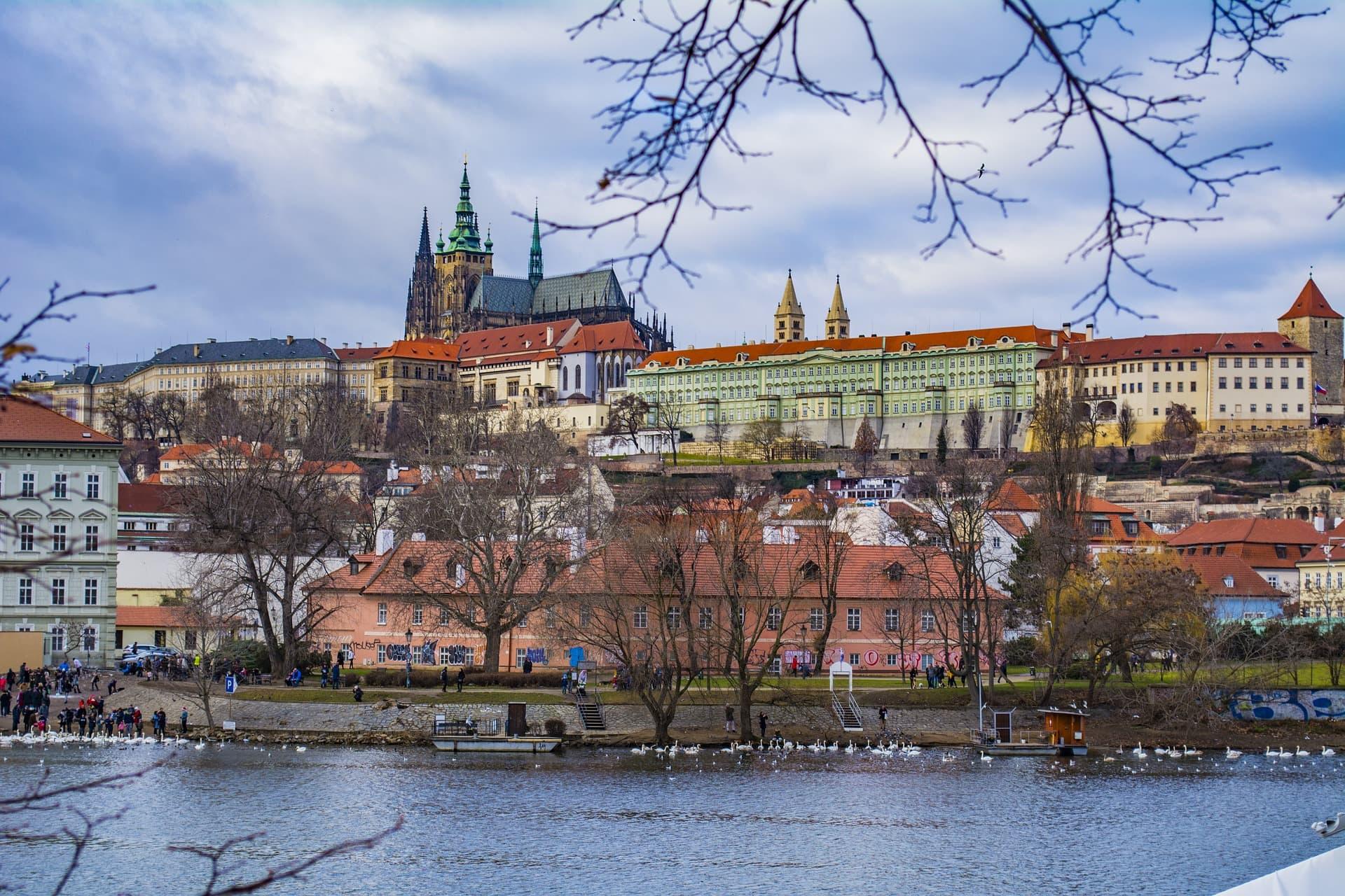 новостройки в Праге
