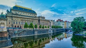 Hotel in Prague. Benefits and Prospects