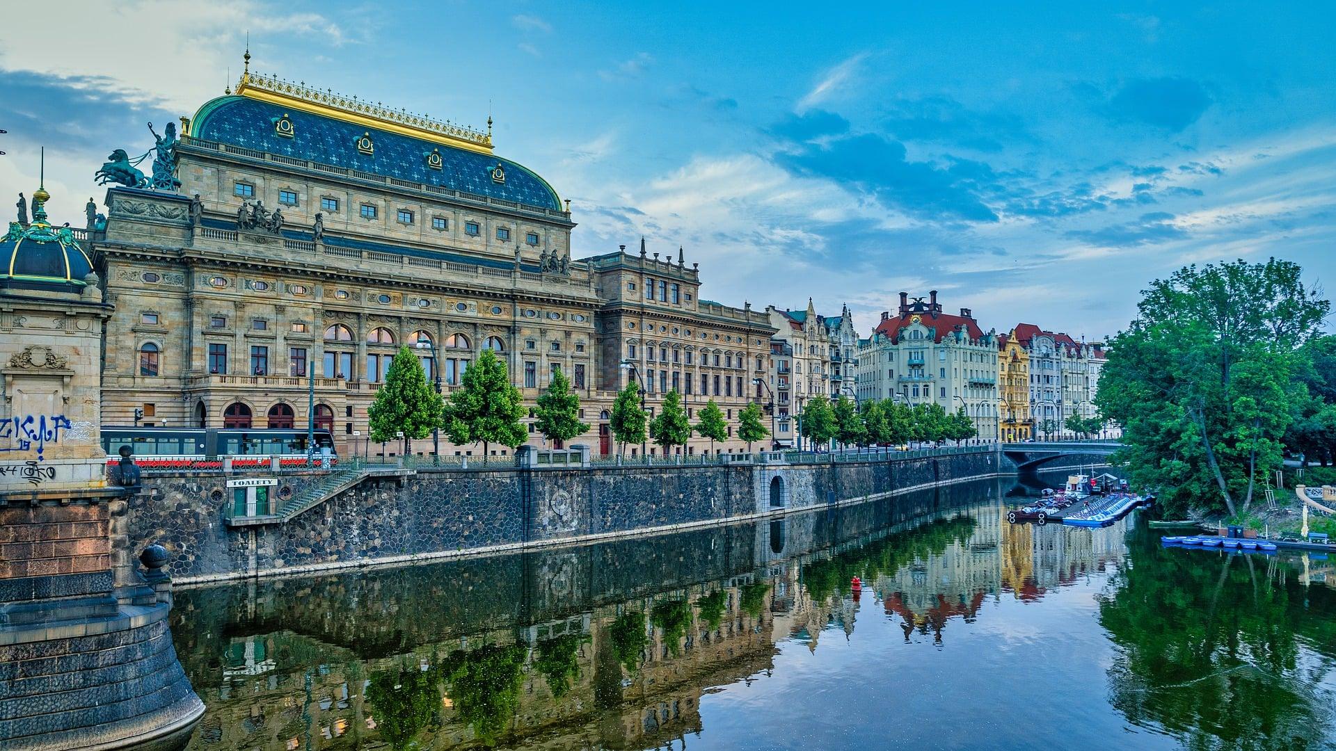 купить коммерческую недвижимость в Праге