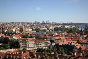 Investment in commercial real estate in the Czech Republic