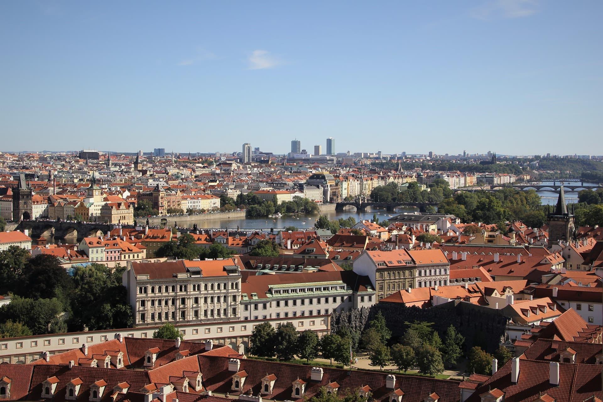 Czech Republic commercial real estate