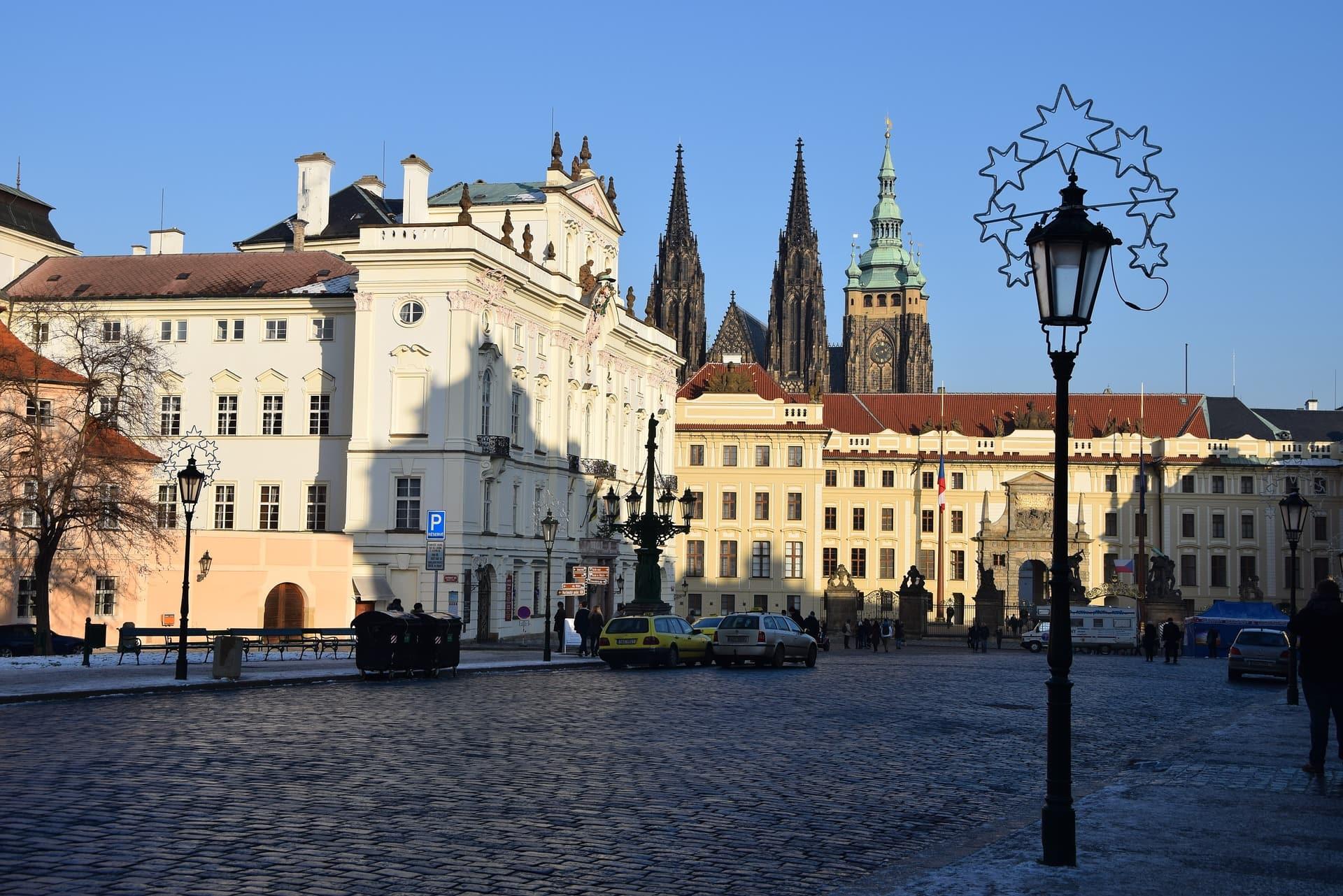 девелоперский проект в Чехии