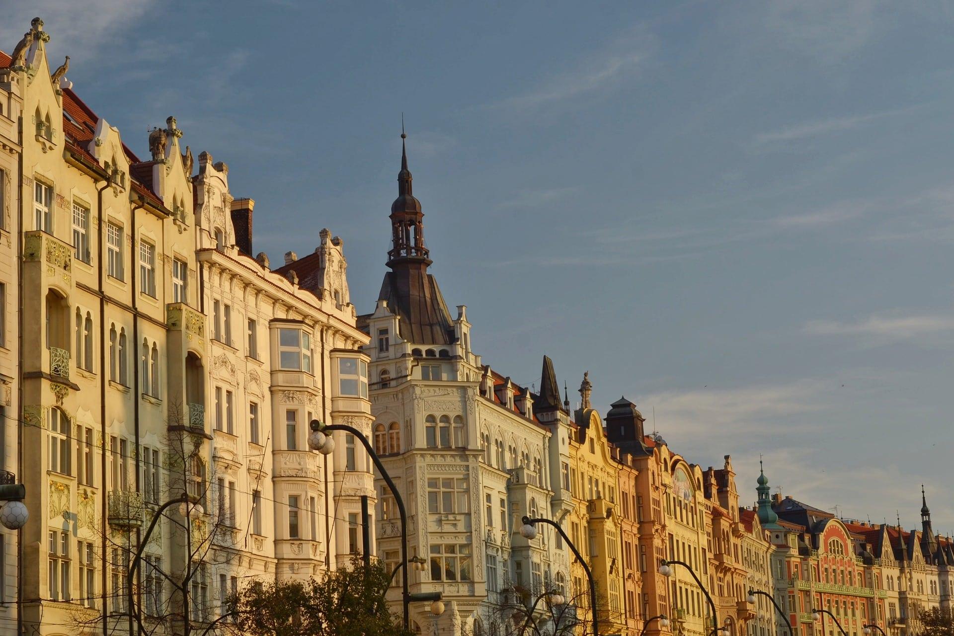 Коммерческая недвижимость в Чехии