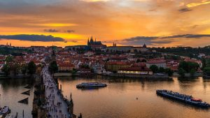 Prague has become the place with the cheapest offices