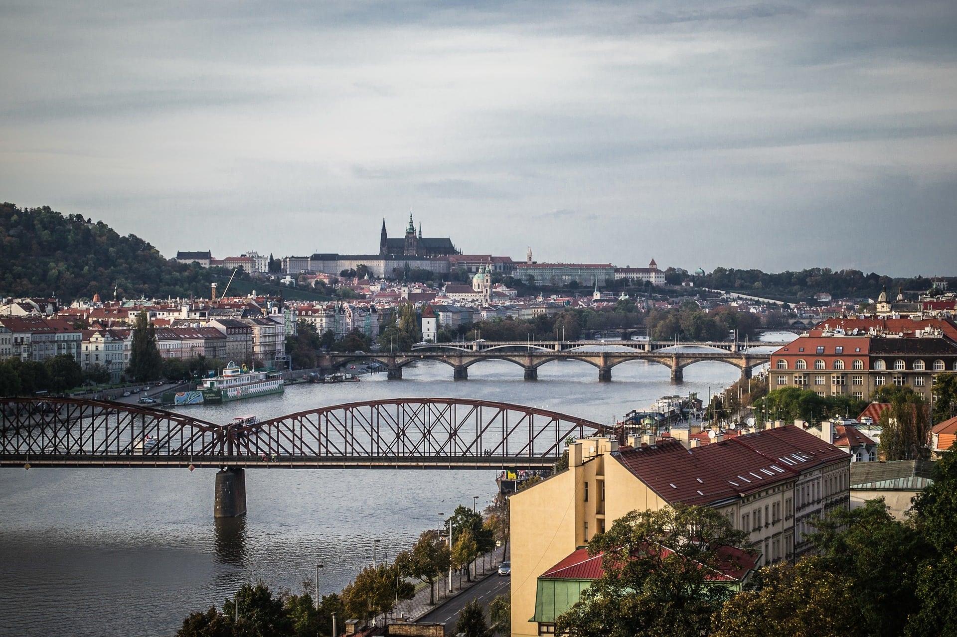 офисы в Праге