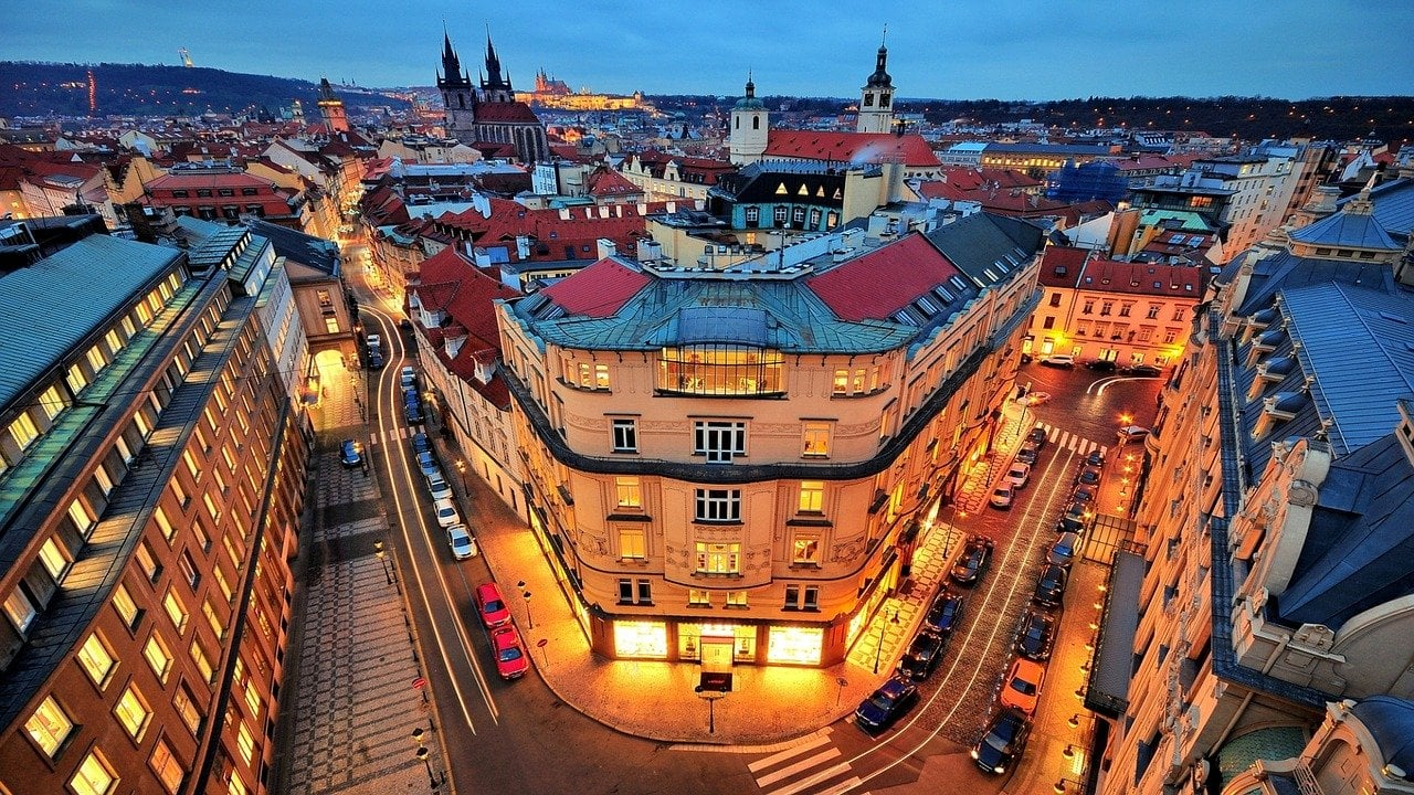 buying a hotel in the Czech Republic