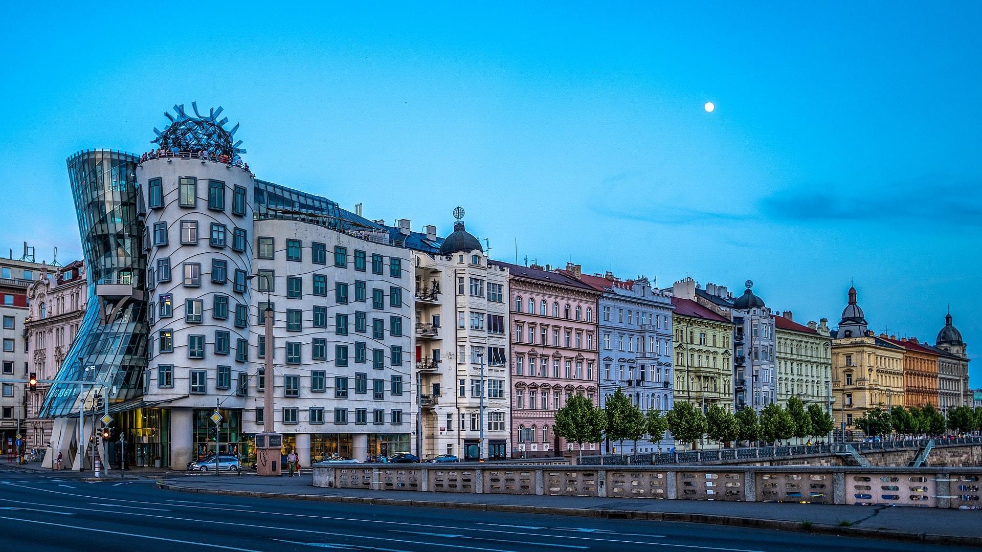 гостиницы в Чехии