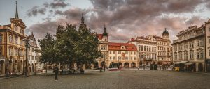 Why is property in the Czech Republic rise in price?