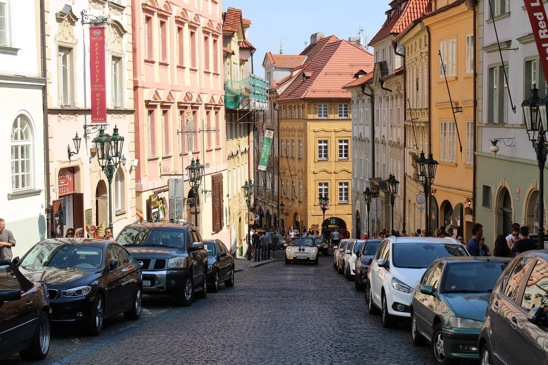 investment in Czech real estate