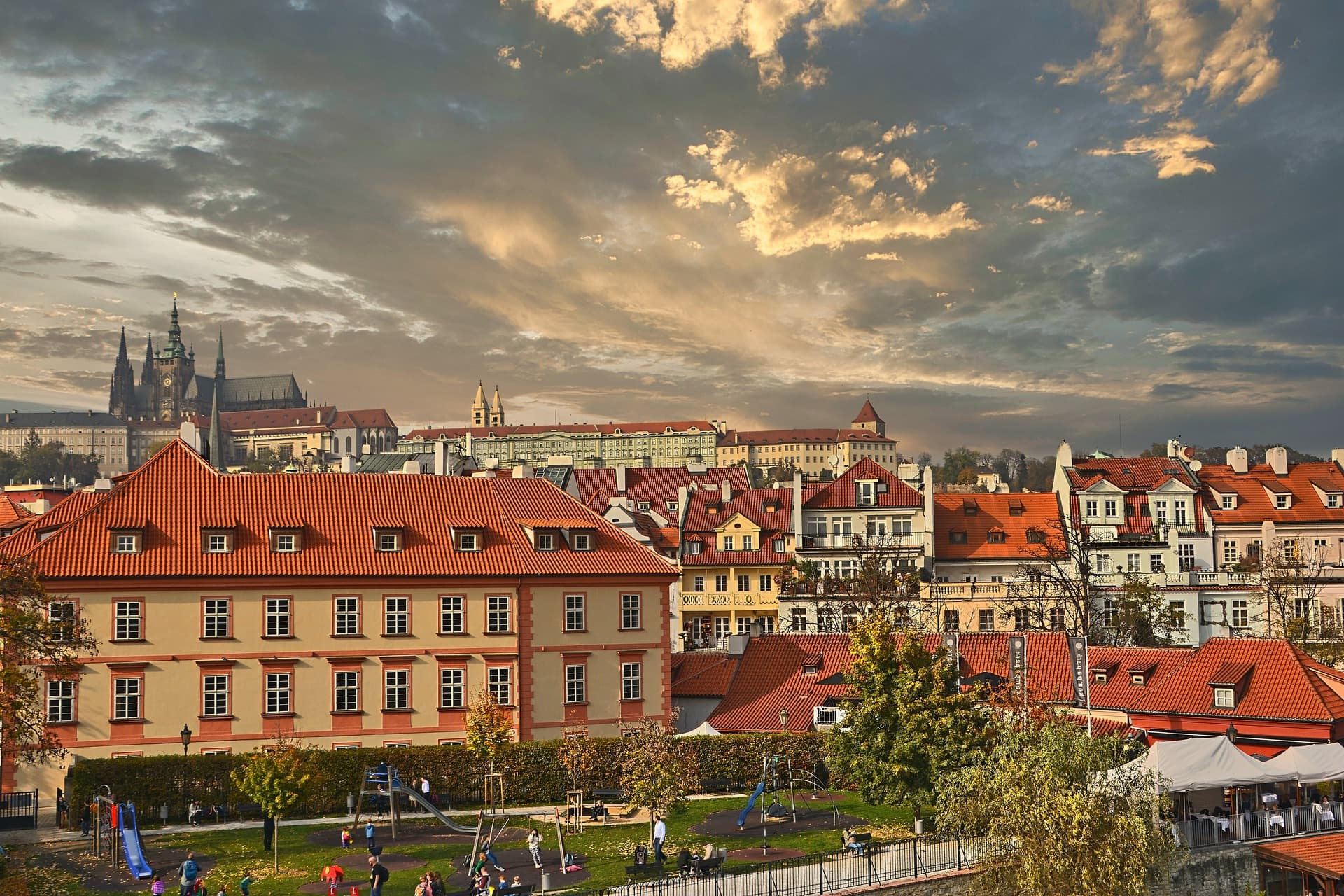 Investing in Prague real estate