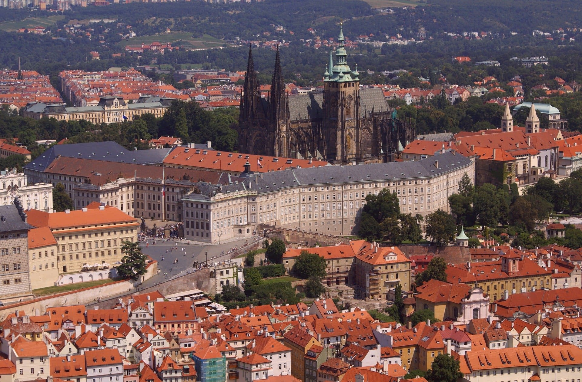 trends in commercial real estate in the Czech Republic
