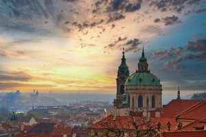 The cost of commercial real estate in the Czech Republic continues to grow
