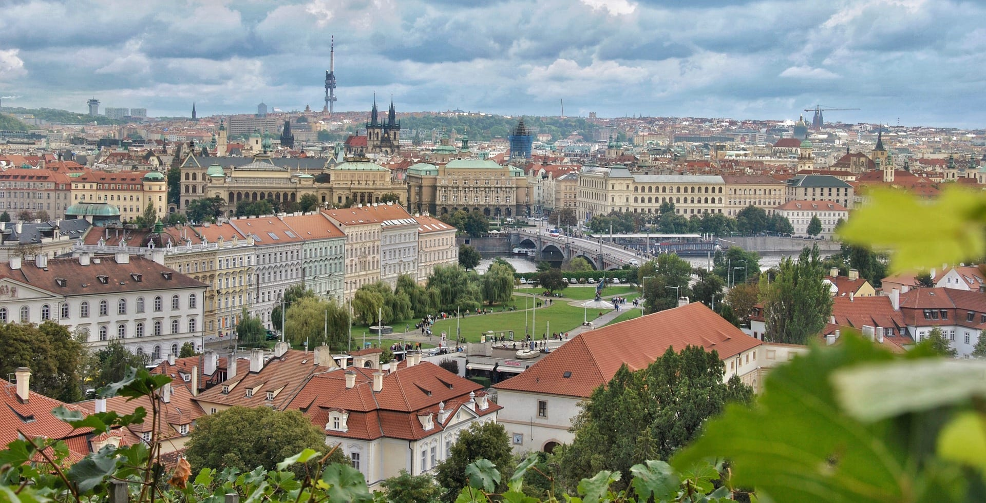 investing in residential real estate in the Czech Republic