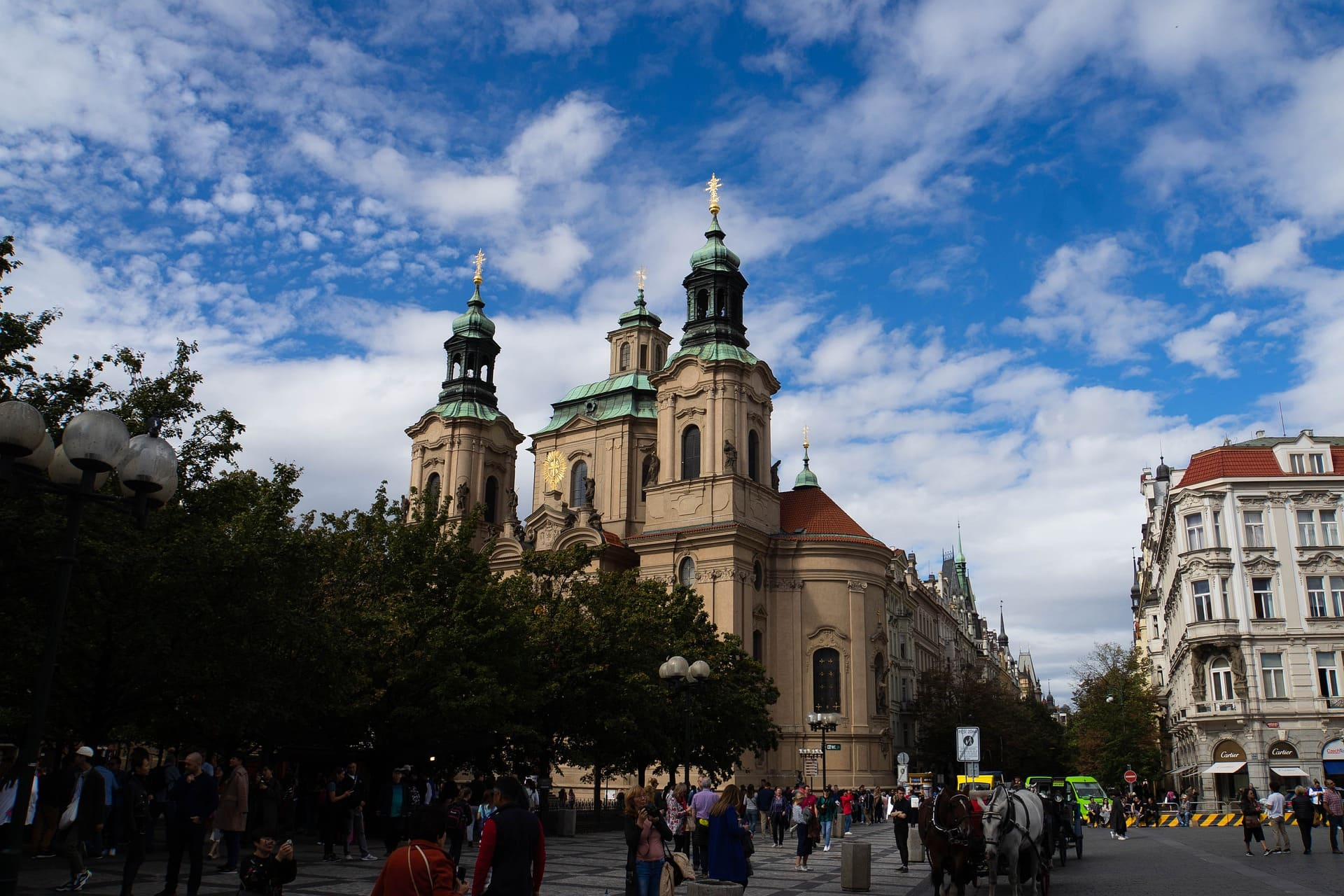 инвестиций в новостройки Праги
