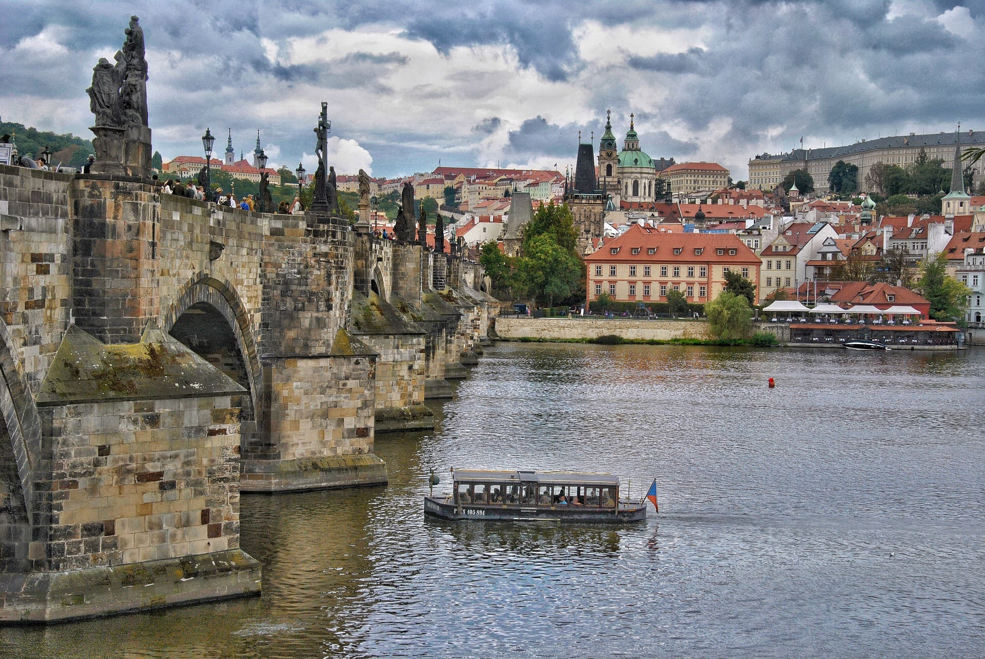 commercial real estate investments in the Czech Republic
