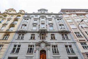 Apartment 157m2 in the center of Prague